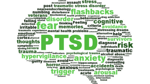 CBD for PTSD - Can CBD Help PTSD Sufferers? - CBD Oil Supplements